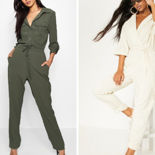 What I want to wear for autumn 2018- utility jumpsuits www.majeang.com