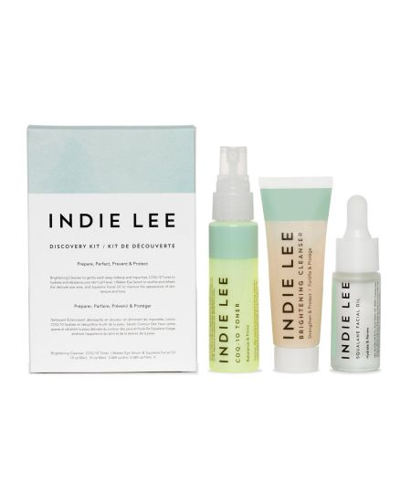 Beauty Christmas 2018 gift guide- Indie Lee discovery set