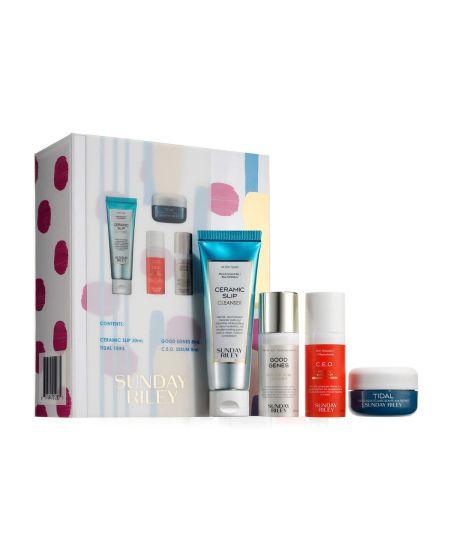Beauty Christmas 2018 gift guide - Sunday Riley gift set