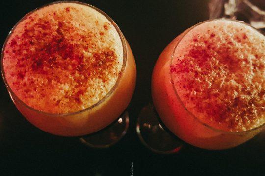100 hoxton tapas style -espresso martini