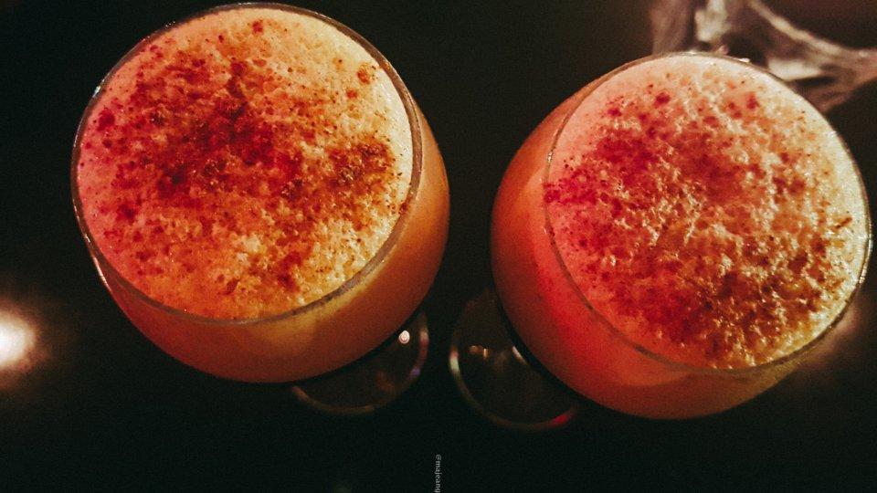 100 hoxton, tapas style -espresso martini