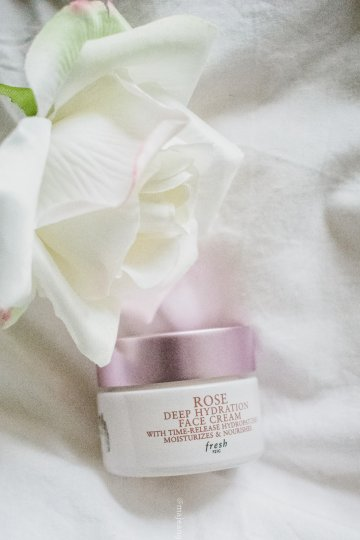 Fresh beauty review - rose deep hydration cream
