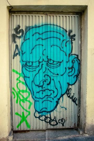 3 Reasons Valencia Makes the Perfect City Break- blue man