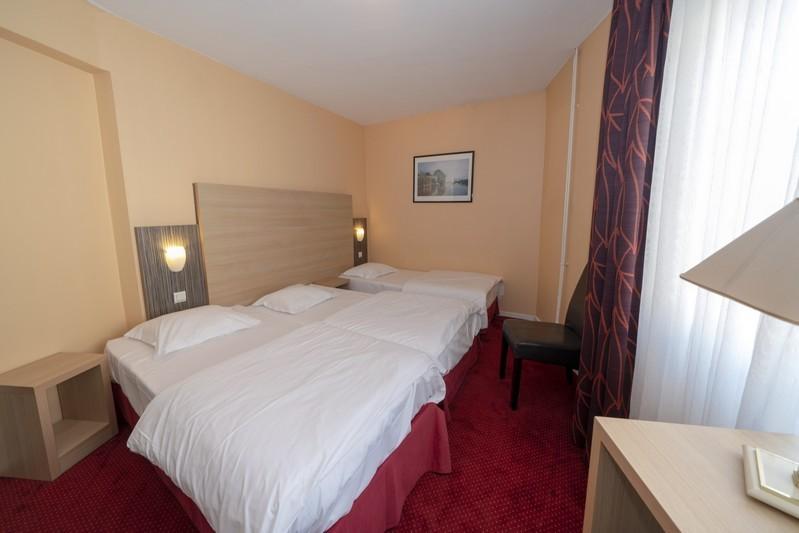 chambre triple alsace majestic hotel