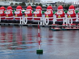 Santa Fest at Darling Harbour