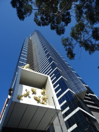 Queen Bee on Eureka Tower
