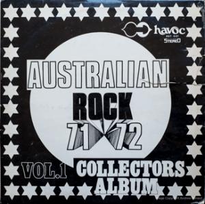 Havoc - Australian Rock 71-72 - BST001 - Front cover