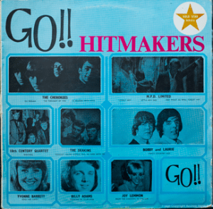 Astor - Go - Hitmakers 3 - GLP3005F