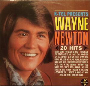 Ktel - Wayne Newton - NA513 - Front