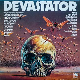 Devastator - front cover