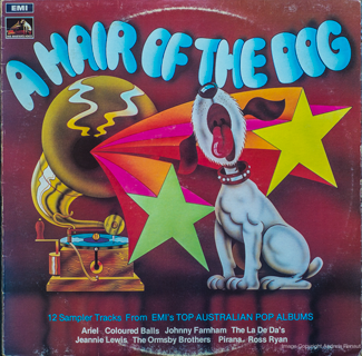 A Hair of the Dog - front cover