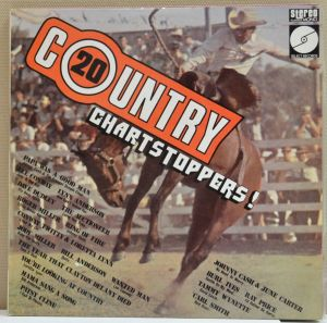 Select - 20 Country Chartstoppers - US1003 - Front cover