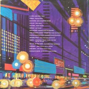 Select - Broadway Spectacular US1005 - Back cover