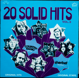 Majestic - Solid Hits 3 - TA243 - Front cover