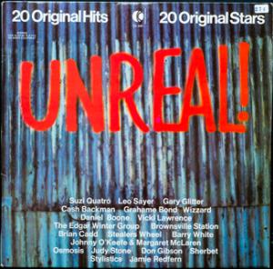 Majestic - Unreal - TA249 - Front cover