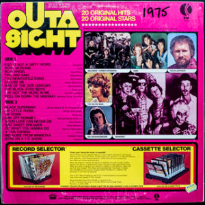 Ktel - Outta Sight - TA252 - Back cover
