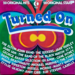 Ktel - Turned On - TA253 - Front cover