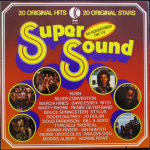 Ktel - Super Sound - TA254 - Front cover