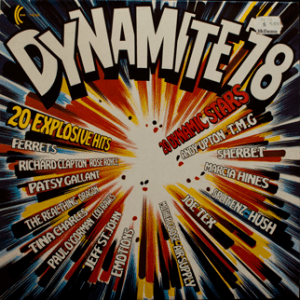 Ktel - Dynamite 78 - TA258 - Front cover