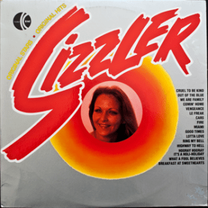 Ktel - Sizzler - TA262 - Front cover