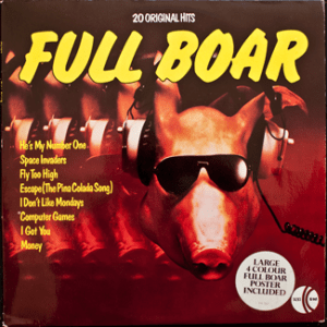 Ktel - Full Boar - TA263 - Front cover