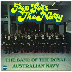Ktel - Pop Goes The Navy Fable - NA483X - Front cover