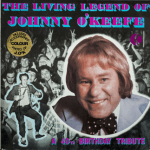 Ktel - Living Legend of Johnny OKeefe - NA456 - Front cover