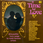Ktel - A Time for Love - NA458 - Front cover