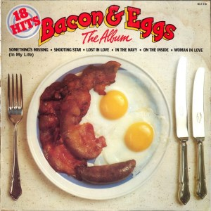 Seven - Bacon and Eggs - Front cover