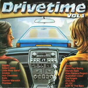 EMI - EMTV 3 - Drive Time 1 - Front cover