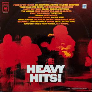 CBS - SBP233729F - Heavy Hits