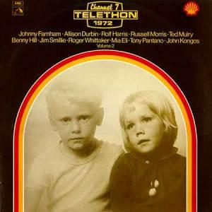 Telethon 72 - EMI - HMV - SL-104