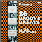 Majestic - Groovy Greats - GG2 - Front cover