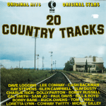 Ktel - Country Tracks - WA344 Front cover