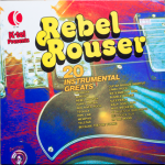 Ktel - Rebel Rouser - NA494 - Front cover