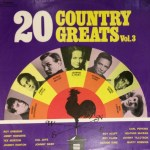 Majestic - 20 Country Greats 3 - Front cover