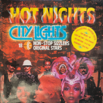 Ktel - Hot Nights - City Lights - NA538 - Front cover