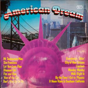 K-tel - American Dream - NA548 - Front coverK-tel - American Dream - NA548 - Front cover