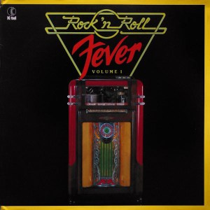 K-tel - NA 606A - Rock n Roll Fever - Front cover x