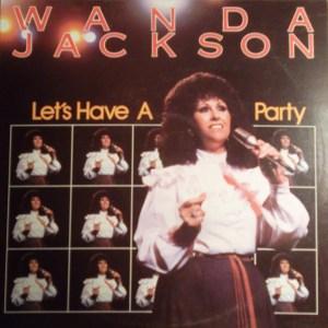 K-tel - NA 617 Wanda Jackson - Front cover