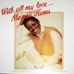 K-tel - NA631 - With All My Love - Marcia Hines - Front cover