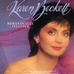K-tel - NA636 - Romantically Inclined - Karen Beckett - Front cover
