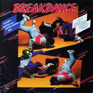 K-tel - NA673 - Break Dance - Alex & the Crew - Front cover - temp