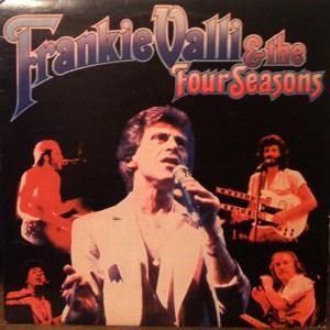 k-tel - NA581X - Frankie Valli - Frankie Valli and the Four Seasons - Back cover