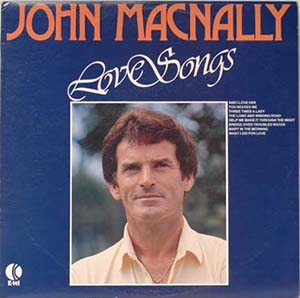 k-tel - NA594 John MacNally - Love Songs - Back cover