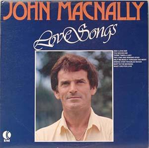 k-tel - NA594 John MacNally - Love Songs - Back cover