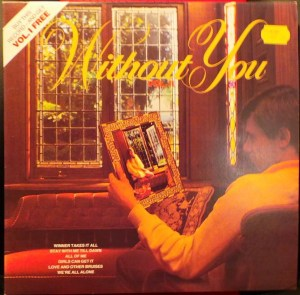k-tel - NA598 - Without You - Front cover