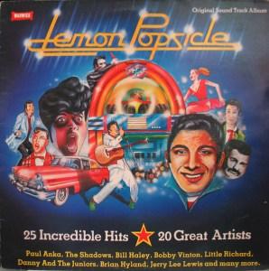 Lemon Popsicle - CSP 085 - Front Cover
