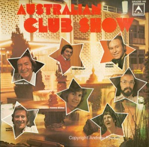 Summit - Australian Club Show - Front Cover