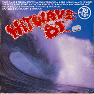 Hitwave '81 front cover